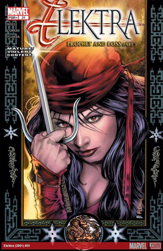 Elektra (2001) #31