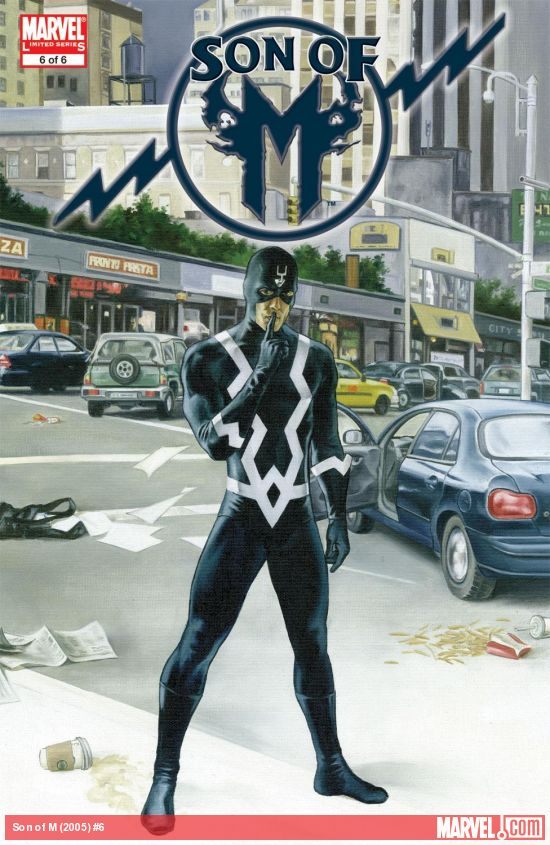 Son of M (2005) #6