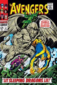 Avengers (1963) #41