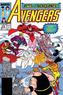 Avengers #312
