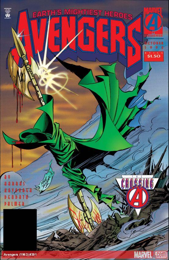 Avengers (1963) #391