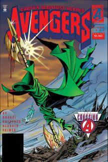 Avengers #391