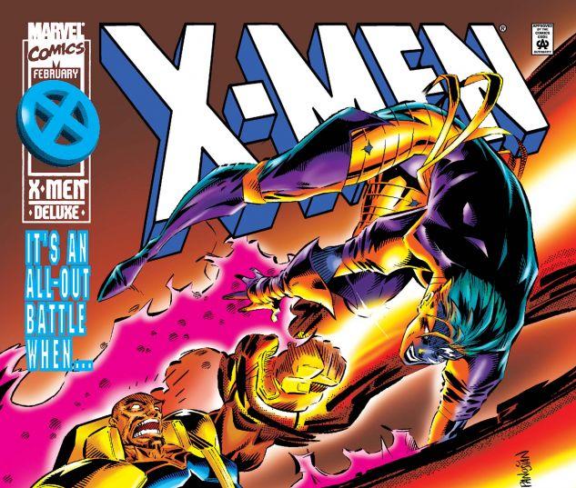 X-MEN (1991) #49