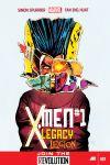 X-MEN LEGACY (2012) #1