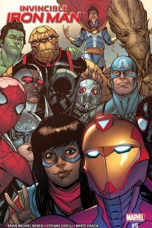 Invincible Iron Man (2016) #5