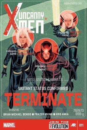 Uncanny X-Men (2013) #11