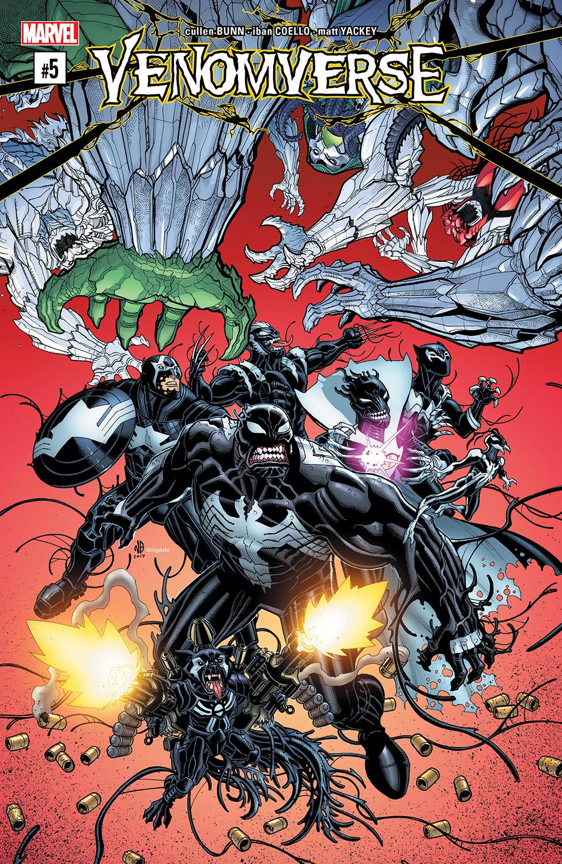 Venomverse (2017) #5
