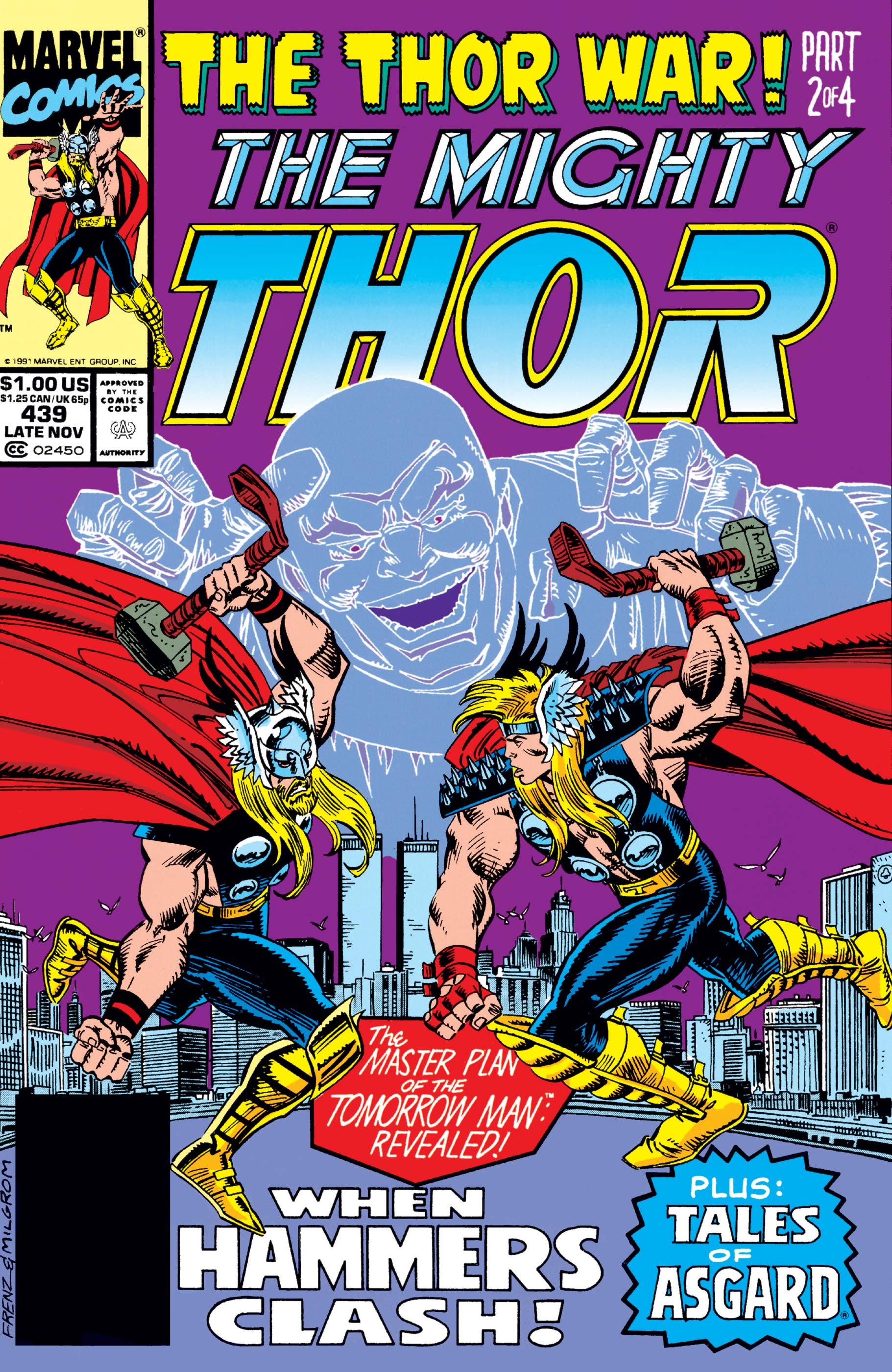 Thor (1966) #439