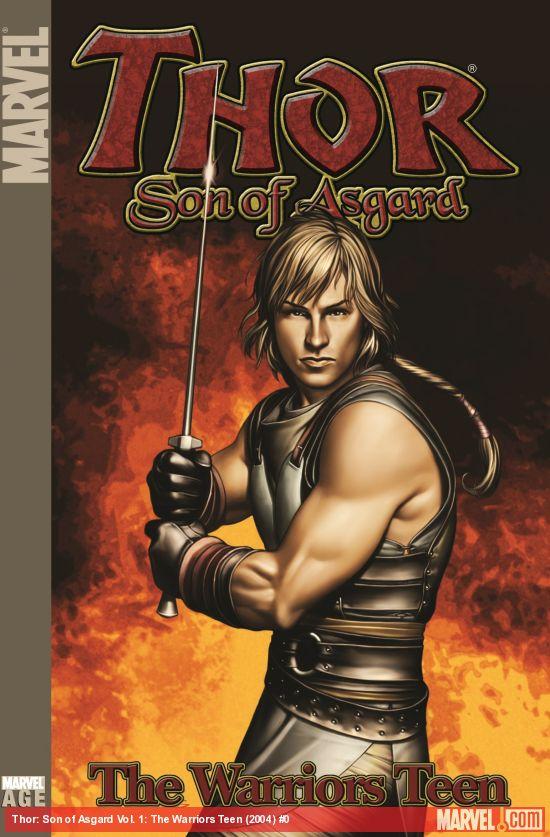Thor: Son of Asgard Vol. 1: The Warriors Teen (Digest)