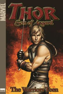 Thor: Son of Asgard Vol. 1: The Warriors Teen (Digest)
