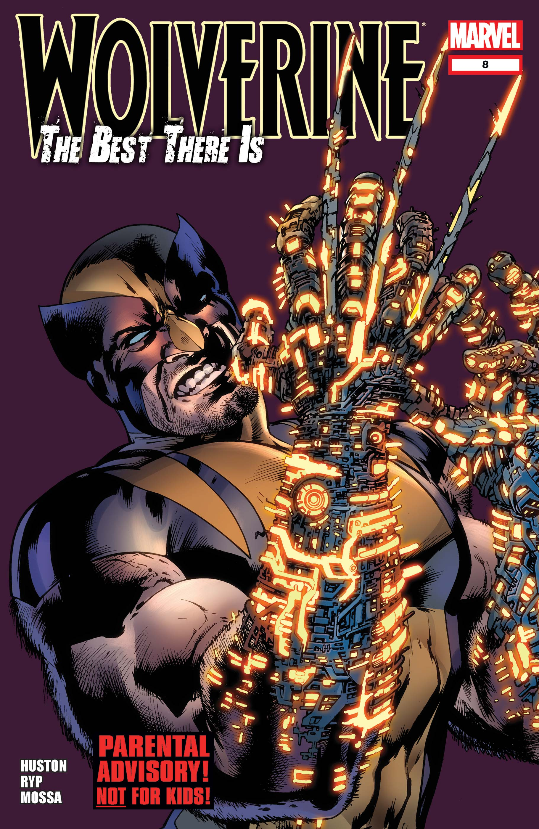 Wolverine: The Best There Is (2010) #8