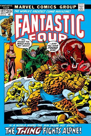Fantastic Four (1961) #127