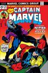 CAPTAIN MARVEL (1968) #34
