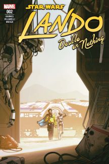 Star Wars: Lando - Double or Nothing #2
