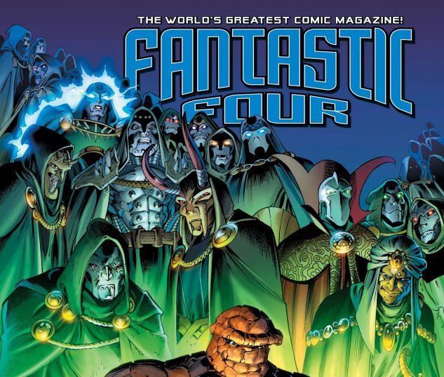 Fantastic Four (2012) #9