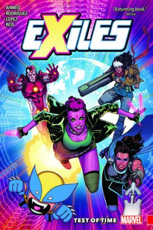 EXILES VOL. 1: TEST OF TIME TPB (Trade Paperback)