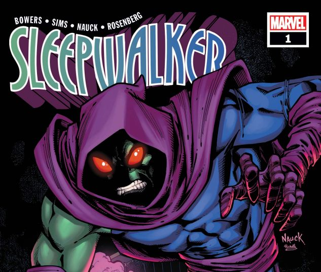 Infinity Wars: Sleepwalker (2018) #1