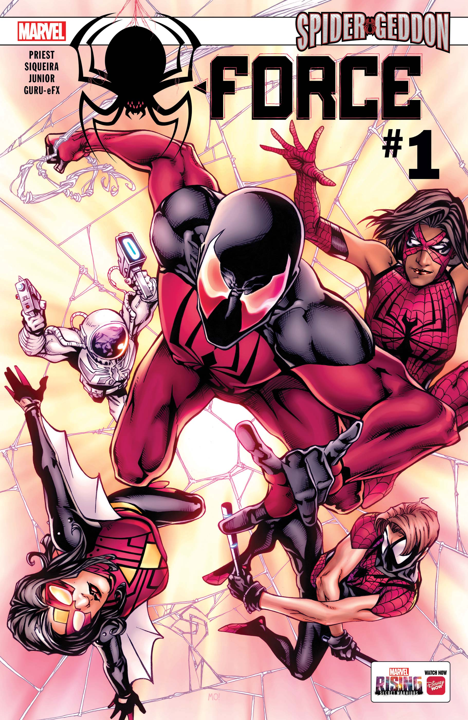 Spider-Force (2018) #1