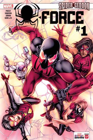 Spider-Force #1