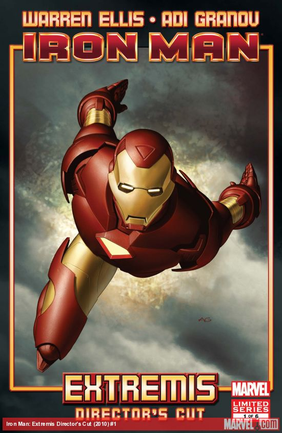 Iron Man: Extremis Director's Cut (2010) #1
