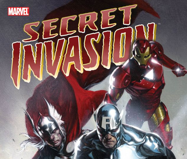 Secret Invasion 1-8