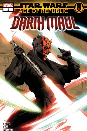 Star Wars: Age of Republic - Darth Maul #1