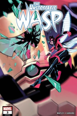 The Unstoppable Wasp (2018) #3