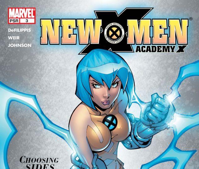 New X-Men (2004) #3