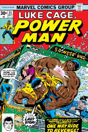 Power Man (1974) #35