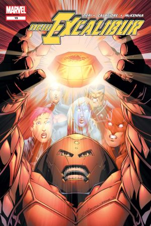 New Excalibur (2005) #15