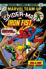 Marvel Team-Up (1972) #31 cover