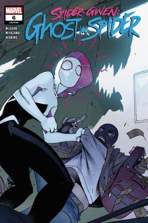 Spider-Gwen: Ghost-Spider #6