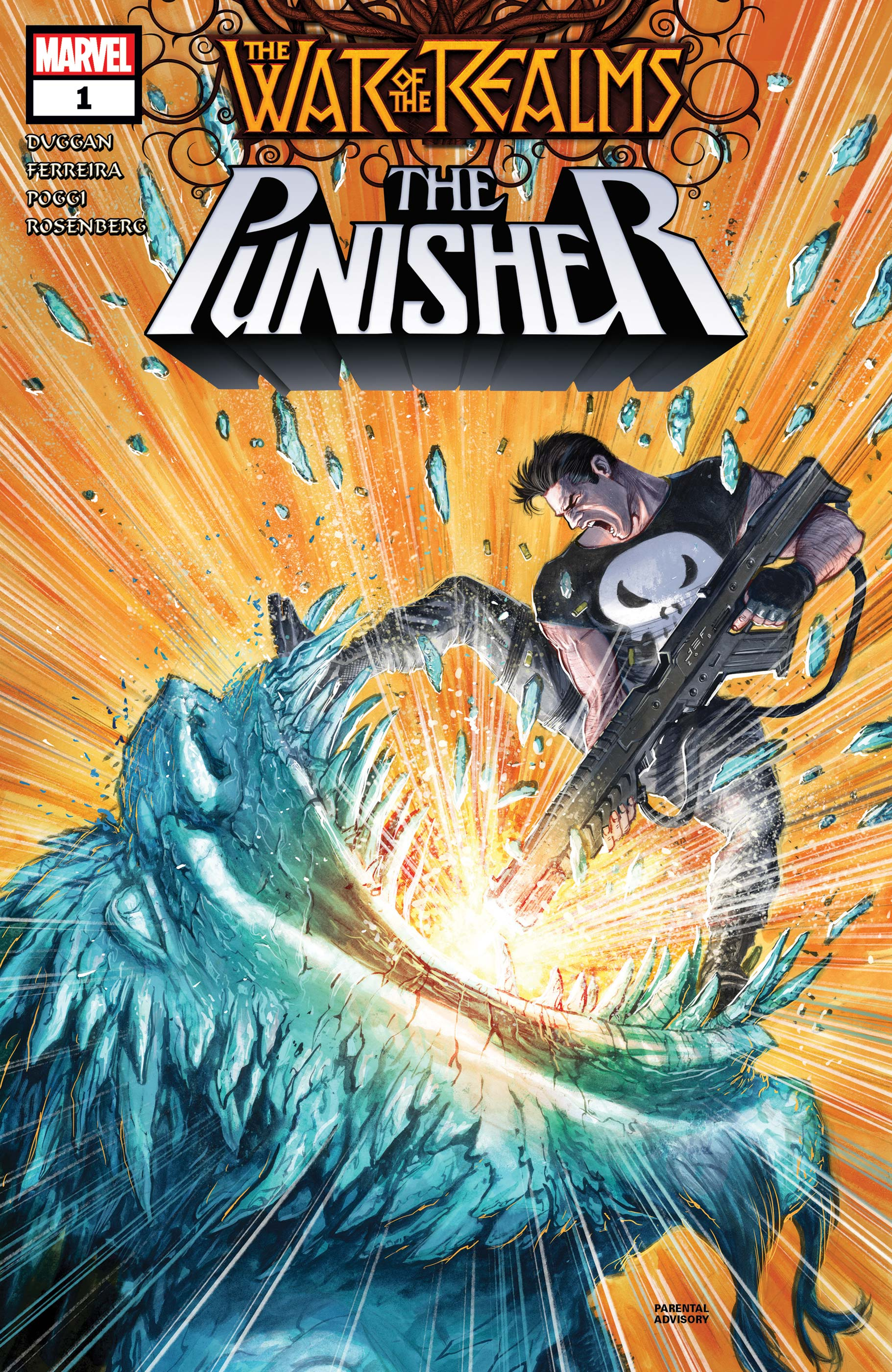 War of the Realms: Punisher (2019) #1