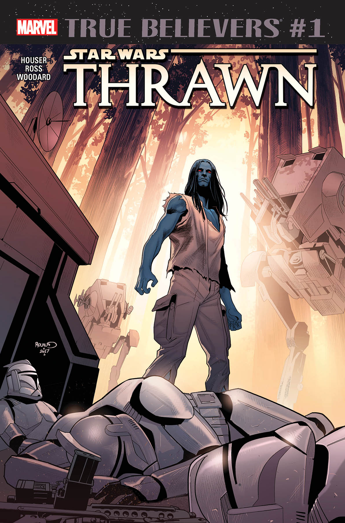 True Believers: Star Wars - Thrawn (2019) #1 | Comics