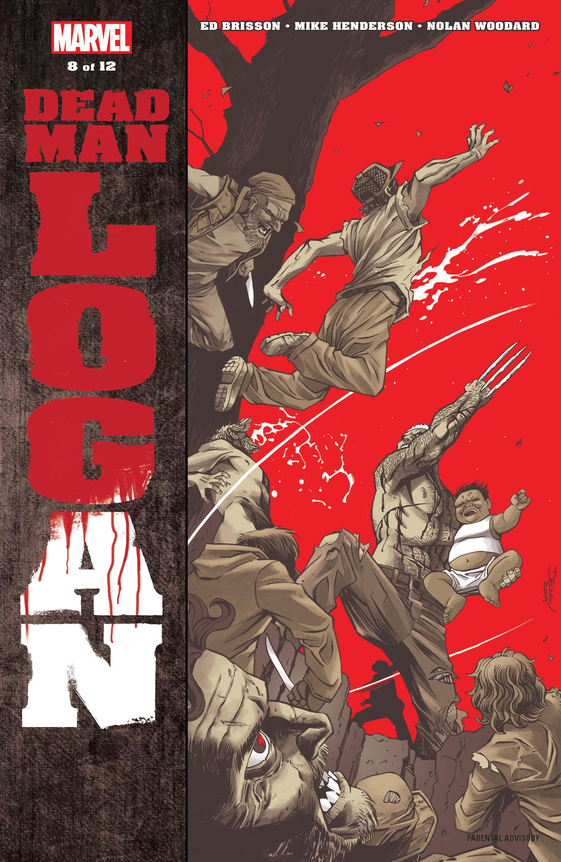 Dead Man Logan (2018) #8