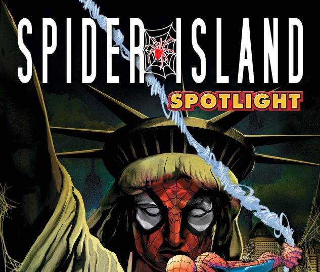 cover from SPIDER-ISLAND SPOTLIGHT #1