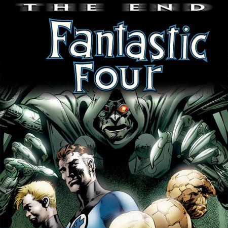 FANTASTIC FOUR: THE END (2006)