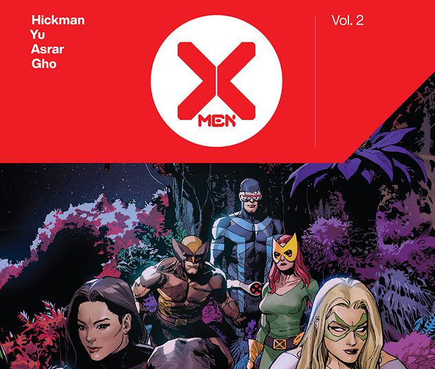 X-MEN BY JONATHAN HICKMAN VOL. 2 TPB #2