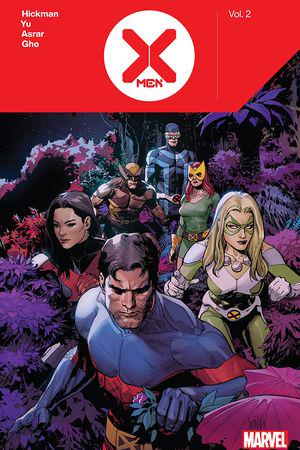 X-MEN BY JONATHAN HICKMAN VOL. 2 TPB (Trade Paperback)