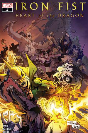 Iron Fist: Heart of the Dragon #2
