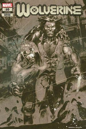 Wolverine #10  (Variant)