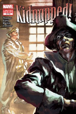 Marvel Illustrated: Kidnapped! #4