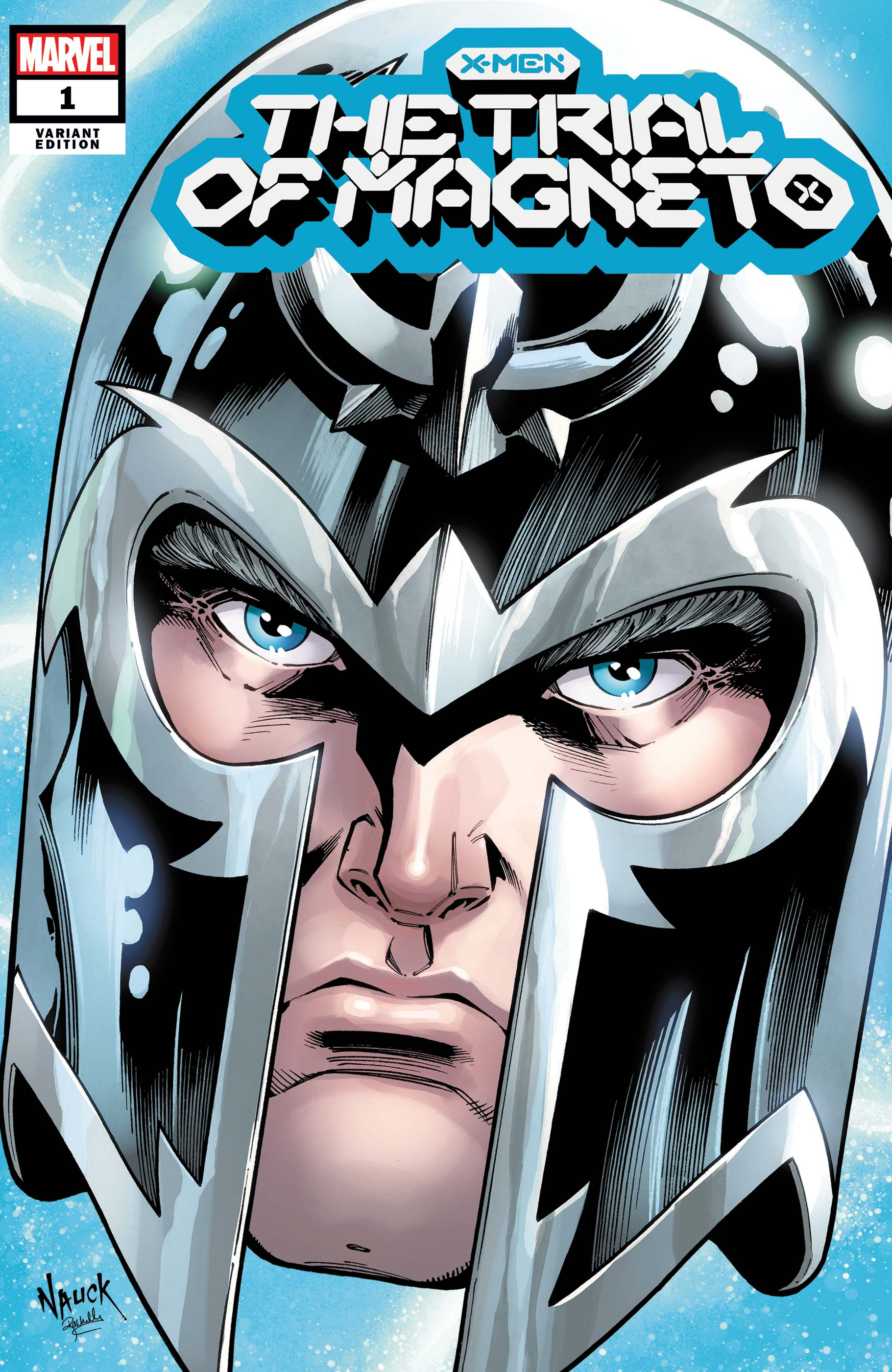 X-Men: The Trial of Magneto (2021) #1 (Variant)