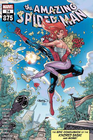 The Amazing Spider-Man #74