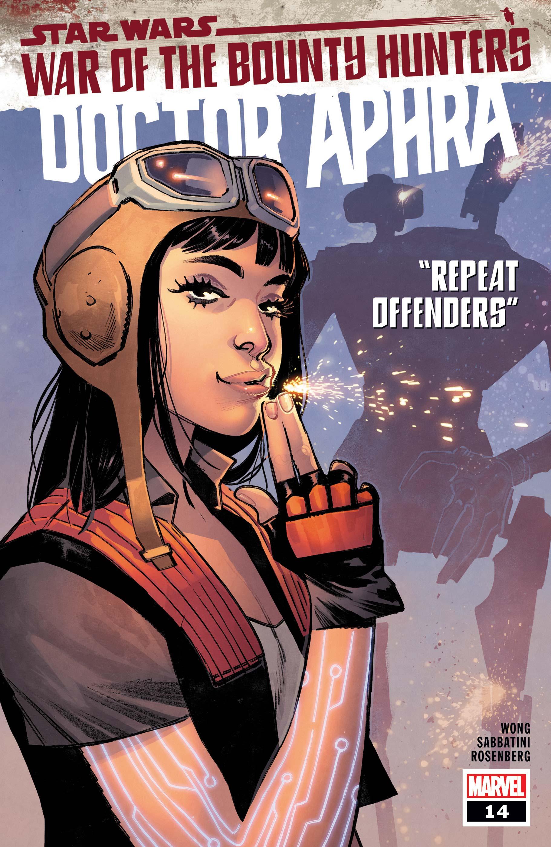 Star Wars: Doctor Aphra (2020) #14
