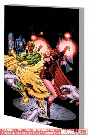 Avengers: Vision & the Scarlet Witch - A Year in the Life (Trade Paperback)