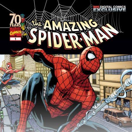Amazing Spider-Man Digital (2009) #1