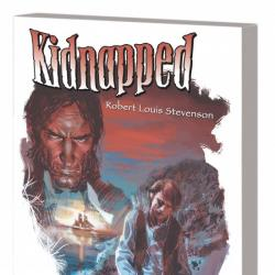 KIDNAPPED! GN-TPB