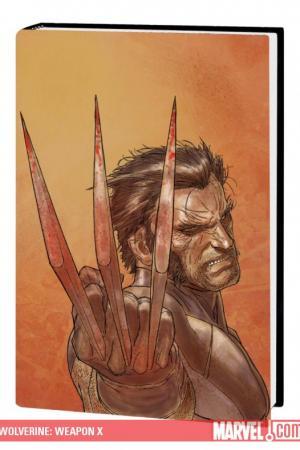 Wolverine: Weapon X Vol. 1 - Adamantium Men (Hardcover)