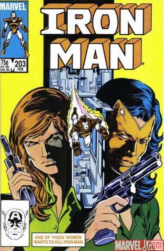 Iron Man (1968) #203